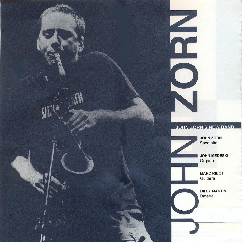 1994 Masada John Zorn Delantera 2