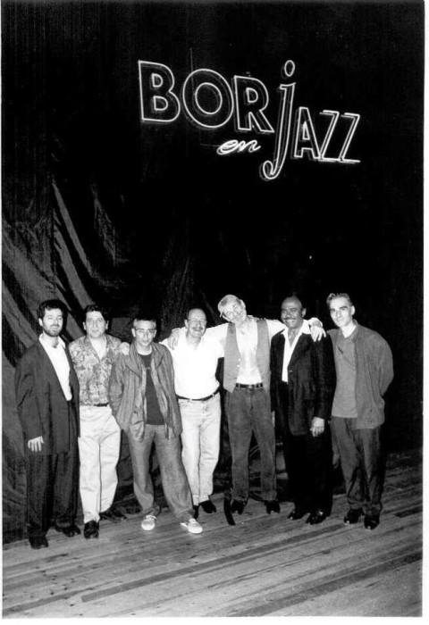 Benny Golson Borja