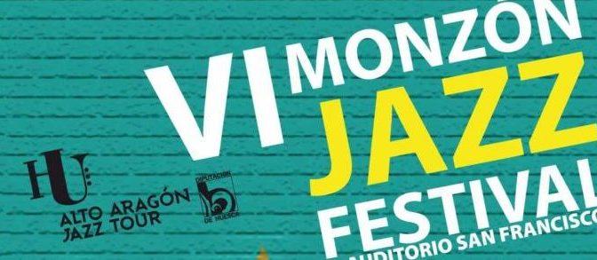 Finaliza el VI festival de Jazz de Monzón